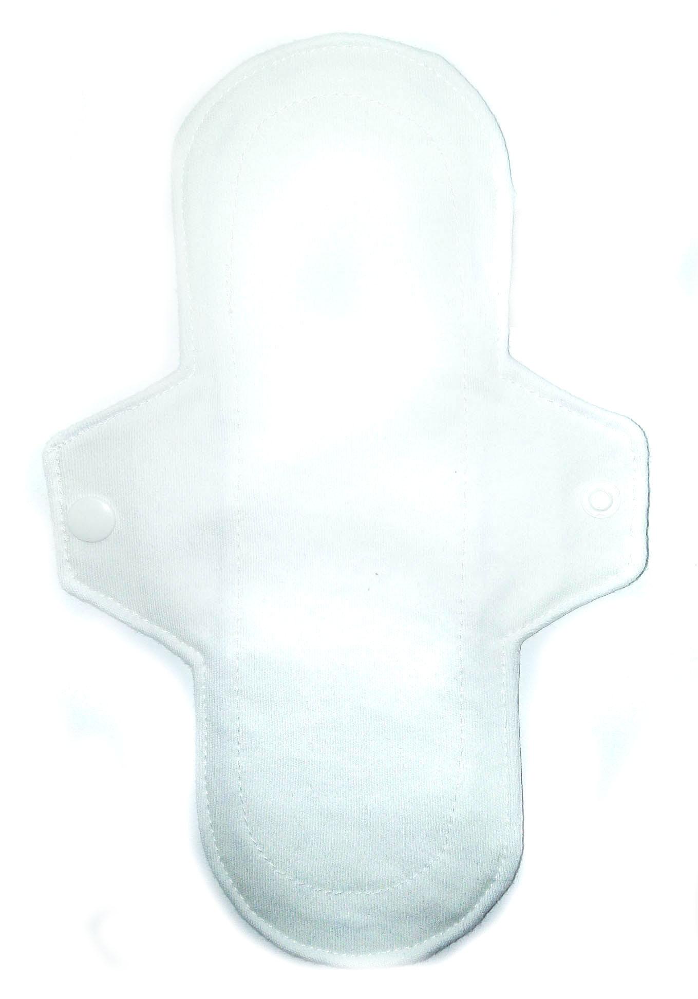 JERSEY-Midi tisztasági betét   24 cm   1 rétegű   fehér