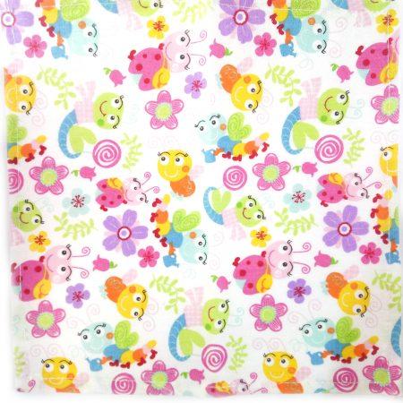 Gyerek zsebkendő   20x20 cm   100% pamut   mintás