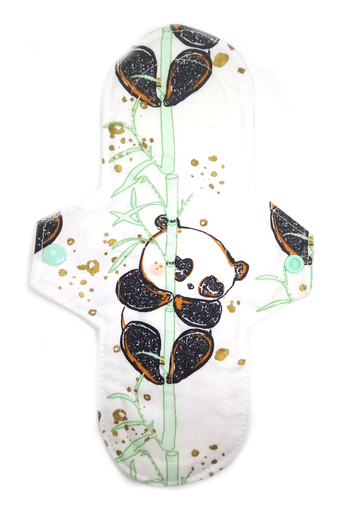 Pamut-Normál EÜ betét | 25 cm | 2 Rétegű | mintás